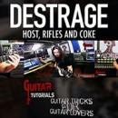 "DESTRAGE stellen Gitarren-Playthrough zu ""Host, Rifles And Coke"" vor!"