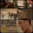 DESTRAGE premiere video for second single 'Purania' on FEARnet!