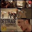 DESTRAGE feiern Videopremiere zur zweiten Single 'Purania' auf FEARnet!
