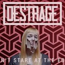 DESTRAGE premieres 'Don't Stare at the Edge' video!