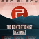 DESTRAGE announces European tour in support of PERIPHERY and THE CONTORTIONIST next spring!