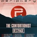 DESTRAGE kündigen für nächstes Frühjahr eine Europatour mit PERIPHERY und THE CONTORTIONIST an!
