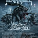 DEW-SCENTED touring Europe! New dates! New album!