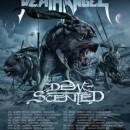 DEW-SCENTED touring Europe! New dates! New album!