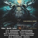 DEW-SCENTED confirmed to support TESTAMENT on European tour in March!