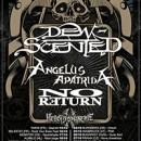 DEW-SCENTED kündigen Europatour für Oktober an!