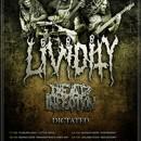 DICTATED bestätigt für Europatournee mit Lividity und Dead Infection!