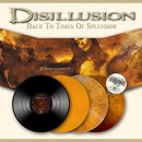 "Metal Blade to release classical DISILLUSION album ""Back To Times Of Splendor"" for the first time ever on vinyl!"