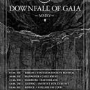 DOWNFALL OF GAIA kündigen Europatour für August an!