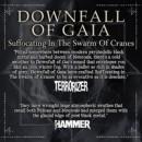 DOWNFALL OF GAIA schauen auf 2013 zurück und suchen neuen Schlagzeuger!