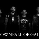 DOWNFALL OF GAIA launchen zweiten Song ihres neuen Albums 'Suffocating In The Swarm Of Cranes'