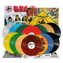 D.R.I.: 'Four of a Kind', 'Thrash Zone' vinyl re-issues now available via Metal Blade Records