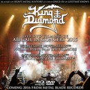 KING DIAMOND invites fans to be a part of heavy metal history for the filming of the band's first ever live DVD / blu-ray!