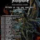 ENSIFERUM confirm European tour in April 2016!