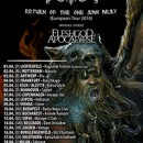 ENSIFERUM announces FLESHGOD APOCALYPSE as special guests to European tour in April 2016!