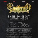 ENSIFERUM announces 'Path To Glory' European tour for April 2018!