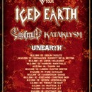 ENSIFERUM confirms Headbangers Ball tour as direct support to ICED EARTH!
