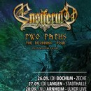 ENSIFERUM to play 'Two Paths: The Beginning' headline shows in September!