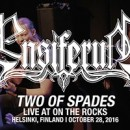 ENSIFERUM launchen live Akustikversion von 'Two of Spades'!