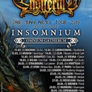 ENSIFERUM announce special guests for 'One Man Army' European Tour!