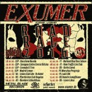"EXUMER announces more European tour dates and support acts for ""Road Rage 2016″!"