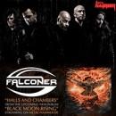 Die schwedischen Folk-Metaller FALCONER veröffentlichen zweite Single 'Halls And Chambers' exklusiv über Website des Metal Hammer!