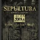 FLOTSAM AND JETSAM im Februar auf Europatour im Vorprogramm von SEPULTURA!