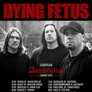 GOATWHORE to support DYING FETUS on 'European Annihilation Summer 2018′ tour!