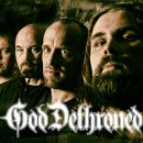 GOD DETHRONED announces new album 'The World Ablaze' for release on May, 5th!