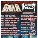 GWAR Return To UK & Europe For November-December Tour!