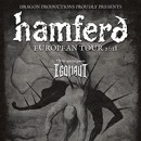 Hamferð announce European tour in October with Egonaut!