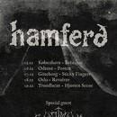 Hamferð announces Scandinavian tour!