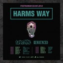 HARM'S WAY announces European headline dates for August!