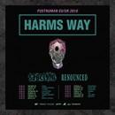 HARM'S WAY kündigen Europäische Headlinetour für August an!