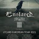Intronaut kündigen für nächsten Mai Europatour im Vorprogramm von ENSLAVED an!