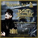 """Room 24″ by Volbeat featuring KING DIAMOND nominated for Best Metal Performance in 56th Annual GRAMMY Awards!"