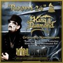 """""""Room 24″ von Volbeat mit KING DIAMOND bei den 56. GRAMMY-Verleihungen für die beste Metal-Performance nominiert!"""