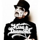 KING DIAMOND signs worldwide deal with Metal Blade Records!