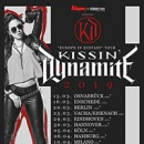 KISSIN' DYNAMITE announces headline tour for next March!