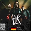 LIK entern mit ihrem neuen Album 'Carnage' die offiziellen deutschen Albumcharts!