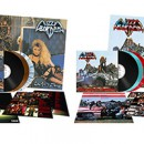 Metal Blade to re-issue LIZZY BORDEN albums 'Love You to Pieces' and 'Menace to Society' on April 13th on vinyl!