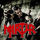Dutch Heavy Metallers MARTYR release new video clip for 'D.I.'!