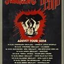 NOCTUM kündigen für August Europatour mit DEAD LORD an!
