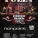 NONPOINT kommen im November mit FOZZY auf Europatour!