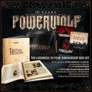 POWERWOLF to release massive 'The History Of Heresy' Boxset and Picture Discs of 'Lupus Dei' and 'Return In Bloodred' on May, 23rd! Pre-Order up!