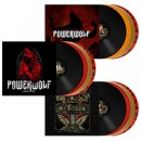 Metal Blade to re-issue the first three POWERWOLF albums on vinyl as part of their Originals-series!