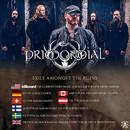 PRIMORDIAL entern mit ihrem neuen Album 'Exile Amongst the Ruins' weltweit die Charts!