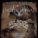 PRIMORDIAL announces 'Heathen Crusade' European headline tour in April 2018!
