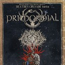 "Primordial announces ""Heathen Crusade III"" tour for April 2021 with Naglfar and Rome!"