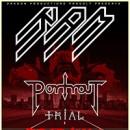 Metal Blades Heavy-Metal-Krieger RAM, PORTRAIT und TRIAL (swe) tun sich zusammen, um im Februar 2018 auf 'Roadkill'-Europatour zu gehen!